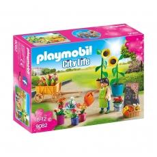 Флористический магазин Playmobil