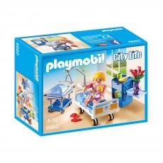 Комната матери и ребенка Playmobil