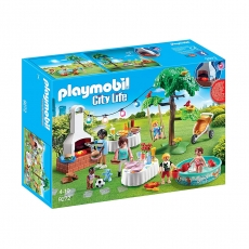 Новоселье Playmobil