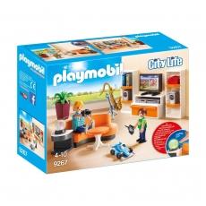 Жилая комната Playmobil