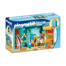 Магазин для серфингистов Playmobil