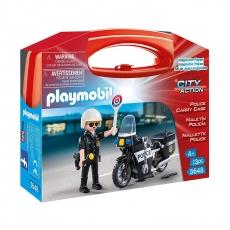 Полиция Playmobil