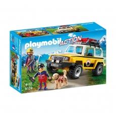 Грузовик горноспасателей Playmobil