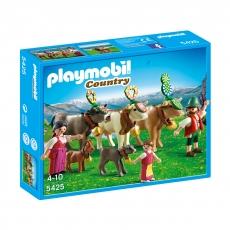 Альпийский фестиваль Playmobil