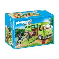 Лошадиный бокс Playmobil