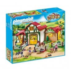Лошадиная ферма Playmobil
