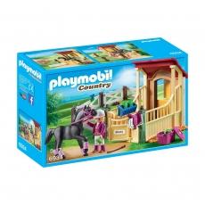 Конюшня Playmobil с арабскими скакунами
