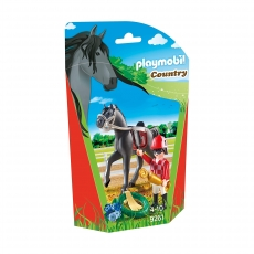 Наездник Playmobil
