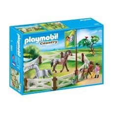 Загон для лошадей Playmobil