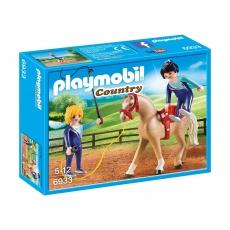 Вольтижировка для прыжков Playmobil