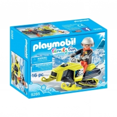 Сноумобиль Playmobil