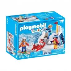 Снежки Playmobil