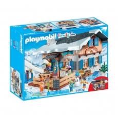 Лыжная база Playmobil