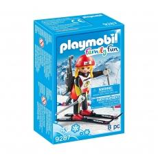 Биатлонистка Playmobil