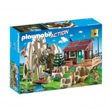 Скалолаз с кабиной Playmobil