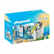 Приложение Пингвин Playmobil