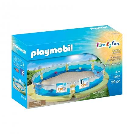 Приложение Аквариум Playmobil