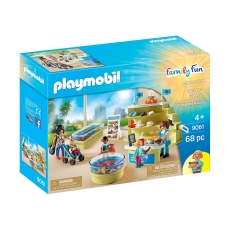 Магазин аквариумов Playmobil