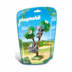 Семья коал Playmobil