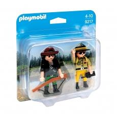 Охотник и следопыт Playmobil