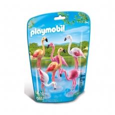 Стая фламинго Playmobil