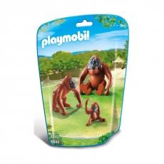 Семья орангутангов Playmobil