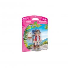 Смотритель парка Playmobil
