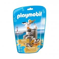 Семья пеликанов Playmobil