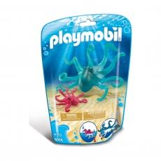 Осьминог с детенышем Playmobil