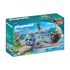 Вражеское воздушное судно Playmobil с ящером