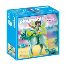 Зачарованная фея Playmobil с лошадью