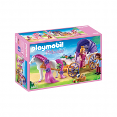 Королевская чета с каретой Playmobil