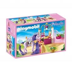 Королевская конюшня Playmobil
