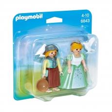 Принцесса и служанка Playmobil