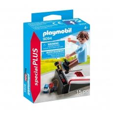 Скейтбордист с пандусом Playmobil