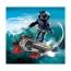 Небесный рыцарь с самолетом Playmobil