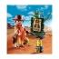 Ковбой с постером Playmobil