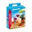 Дети на пляже Playmobil