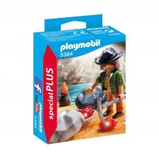 Охотник за драгоценными камнями Playmobil