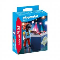 Ди-джей Playmobil