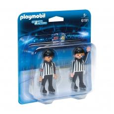 Хоккейные арбитры Playmobil