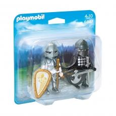 Соперничество рыцарей Playmobil