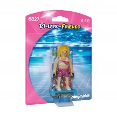 Инструктор по фитнессу Playmobil