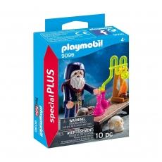 Алхимик с зельями Playmobil