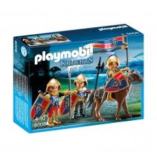 Королевские рыцари Львы Playmobil