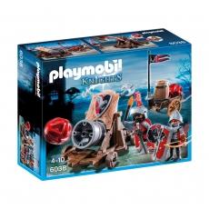Боевая пушка рыцарей Сокола Playmobil