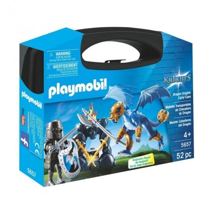 Рыцарь дракона Playmobil, возьми с собой