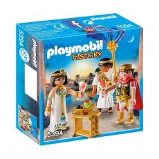 Цезарь и Клеопатра Playmobil