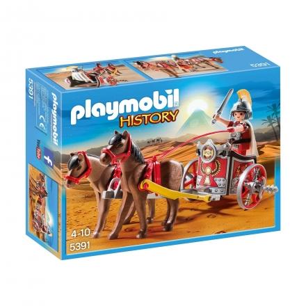 Римская колесница Playmobil