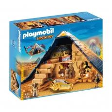Пирамида фараона Playmobil